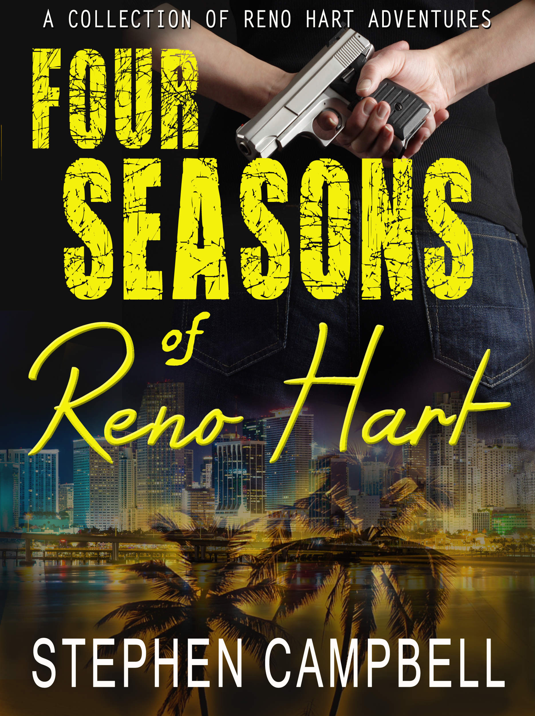 New Release: Four Seasons of Reno Hart